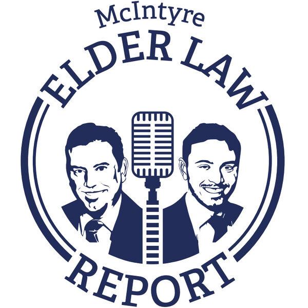 Elder Law Report Podcast Artwork Image