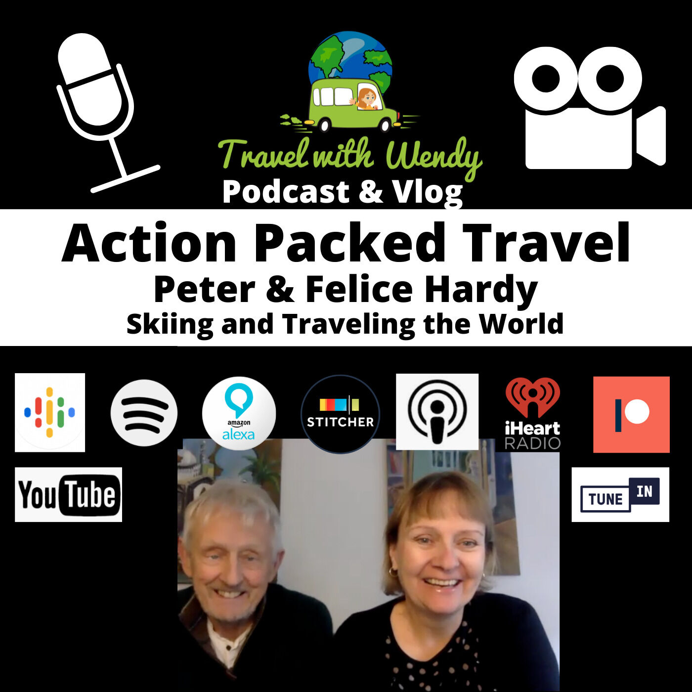 #22 Action Packed Travel - Talking Travel with Wendy