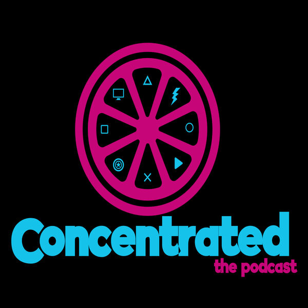 Concentrated Podcast Podcast Artwork Image