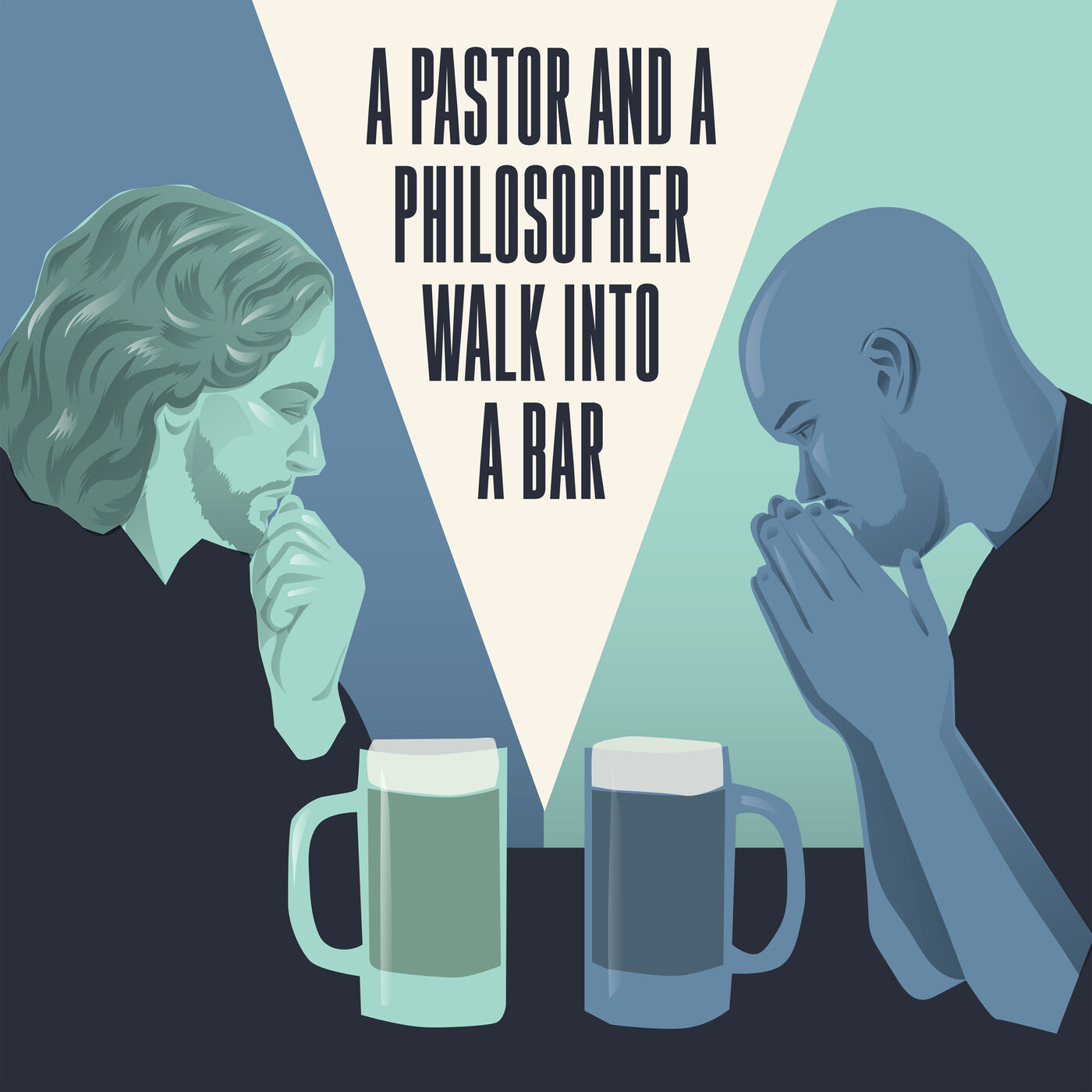 Welcome to A Pastor and a Philosopher Walk into a Bar