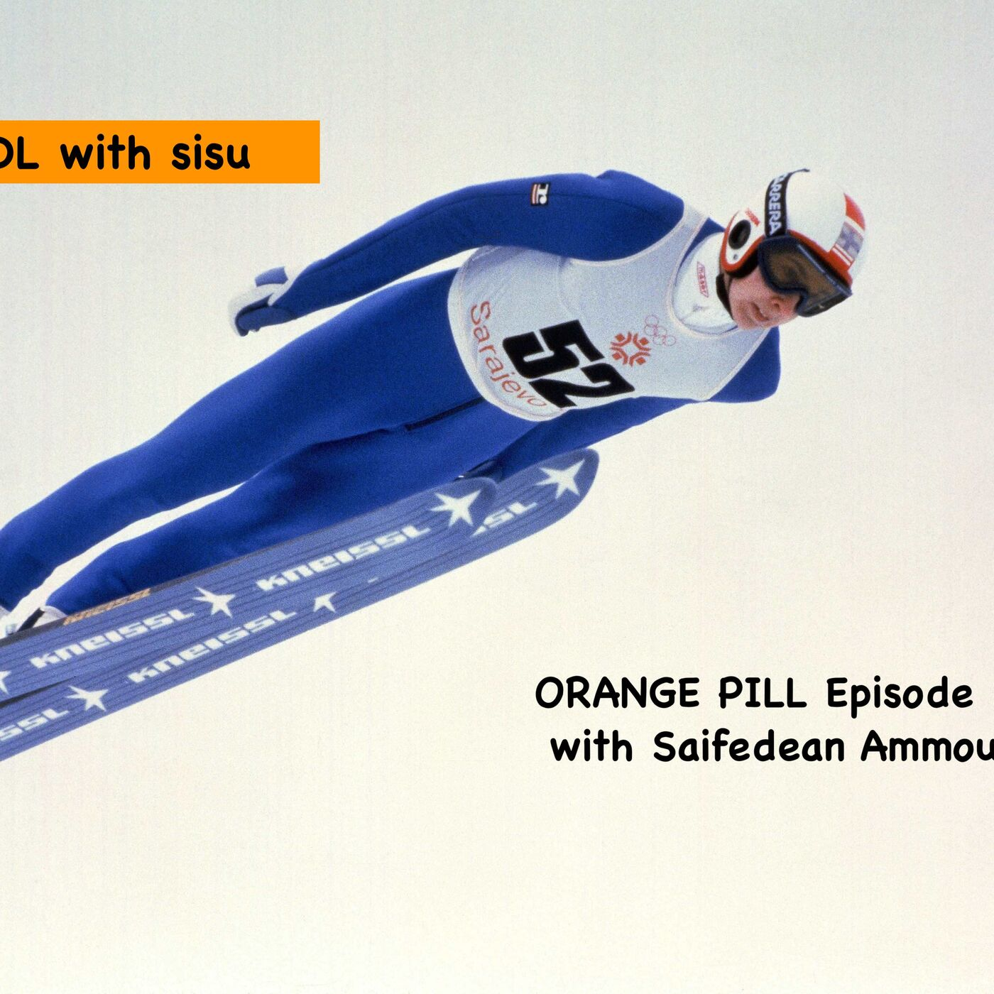 Orange Pill [OP21] - Ski Jumping with Bitcoin