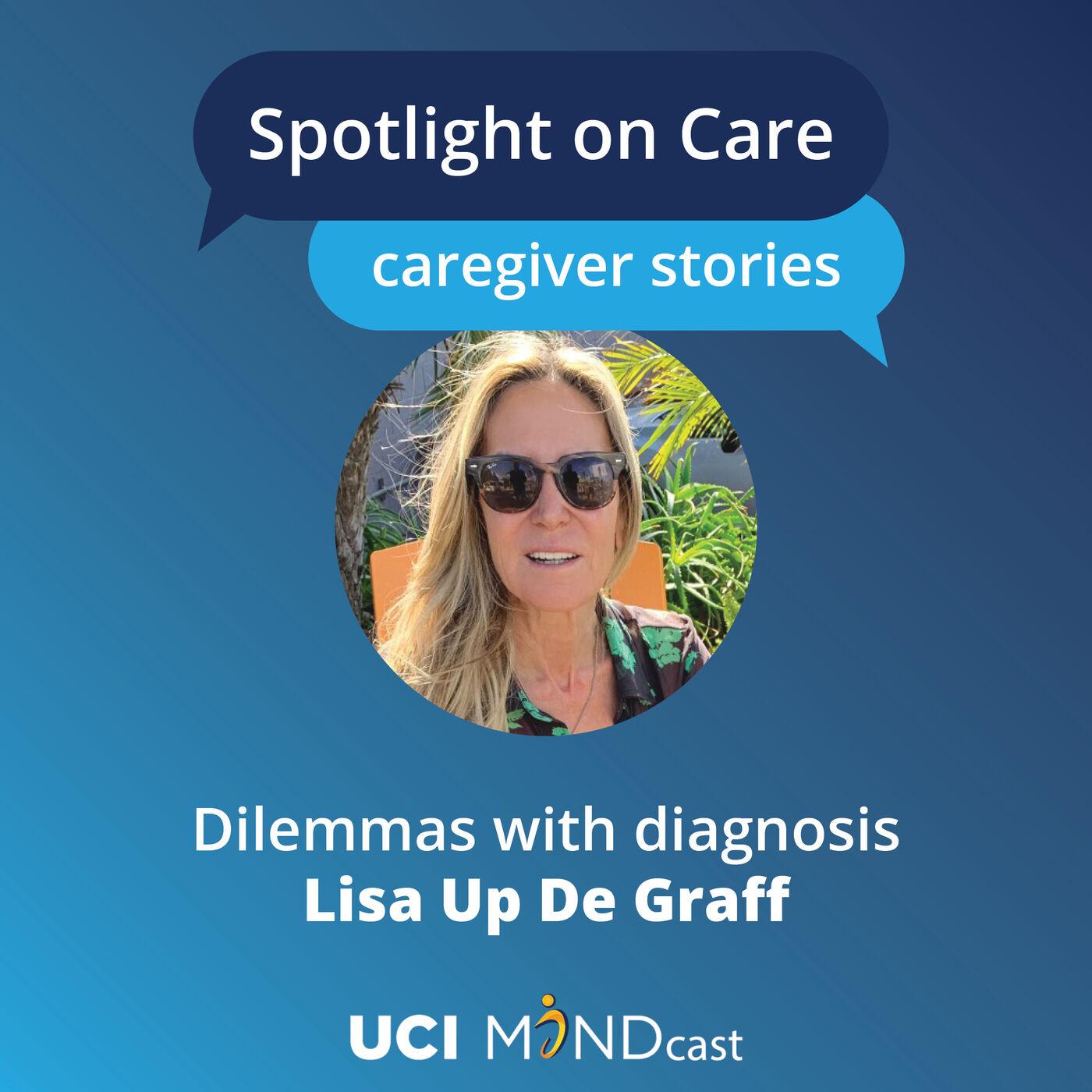 Dilemmas with Diagnosis with Lisa Up de Graff