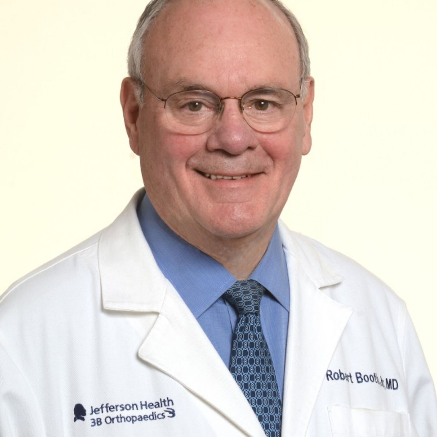 Medical Device Reps Podcast: Dr. Robert E. Booth-Part One