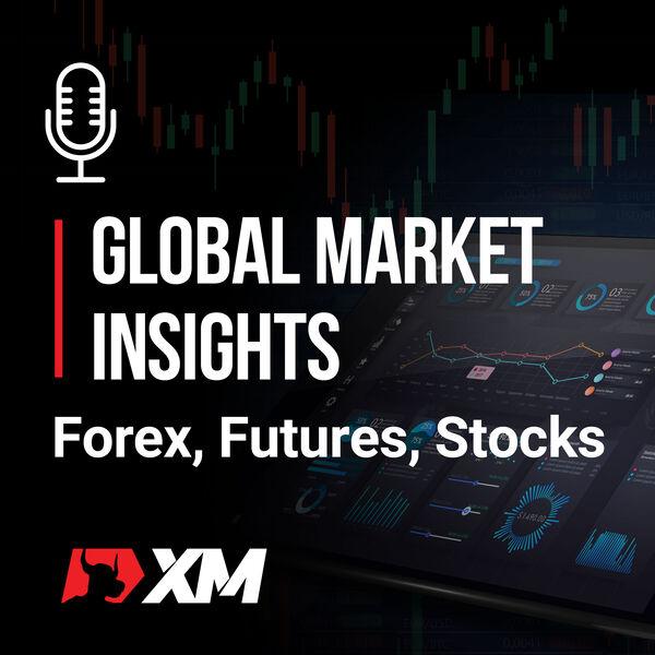 Global Market Insights - Forex, Futures, Stocks Podcast Artwork Image