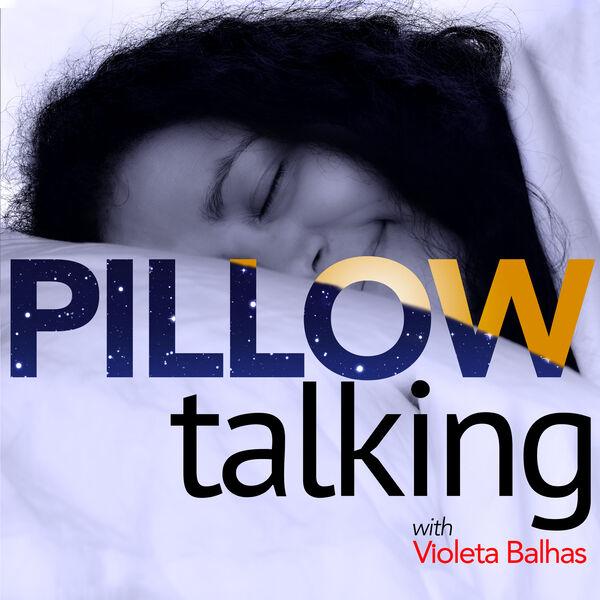 Pillow Talking Podcast Artwork Image