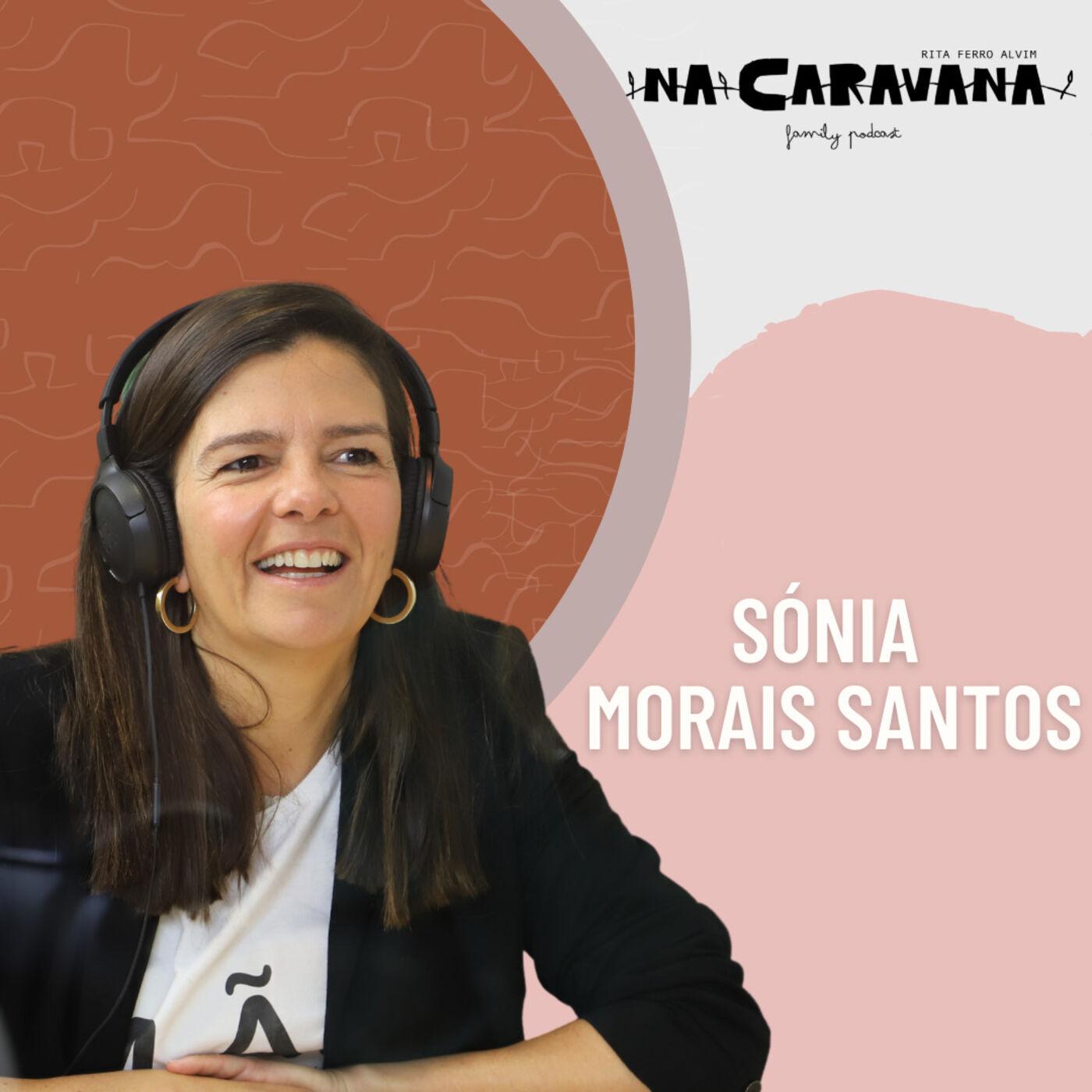N'A Caravana com Sónia Morais Santos #83 Encontro numas escadas, madrasta bonita e sonhar