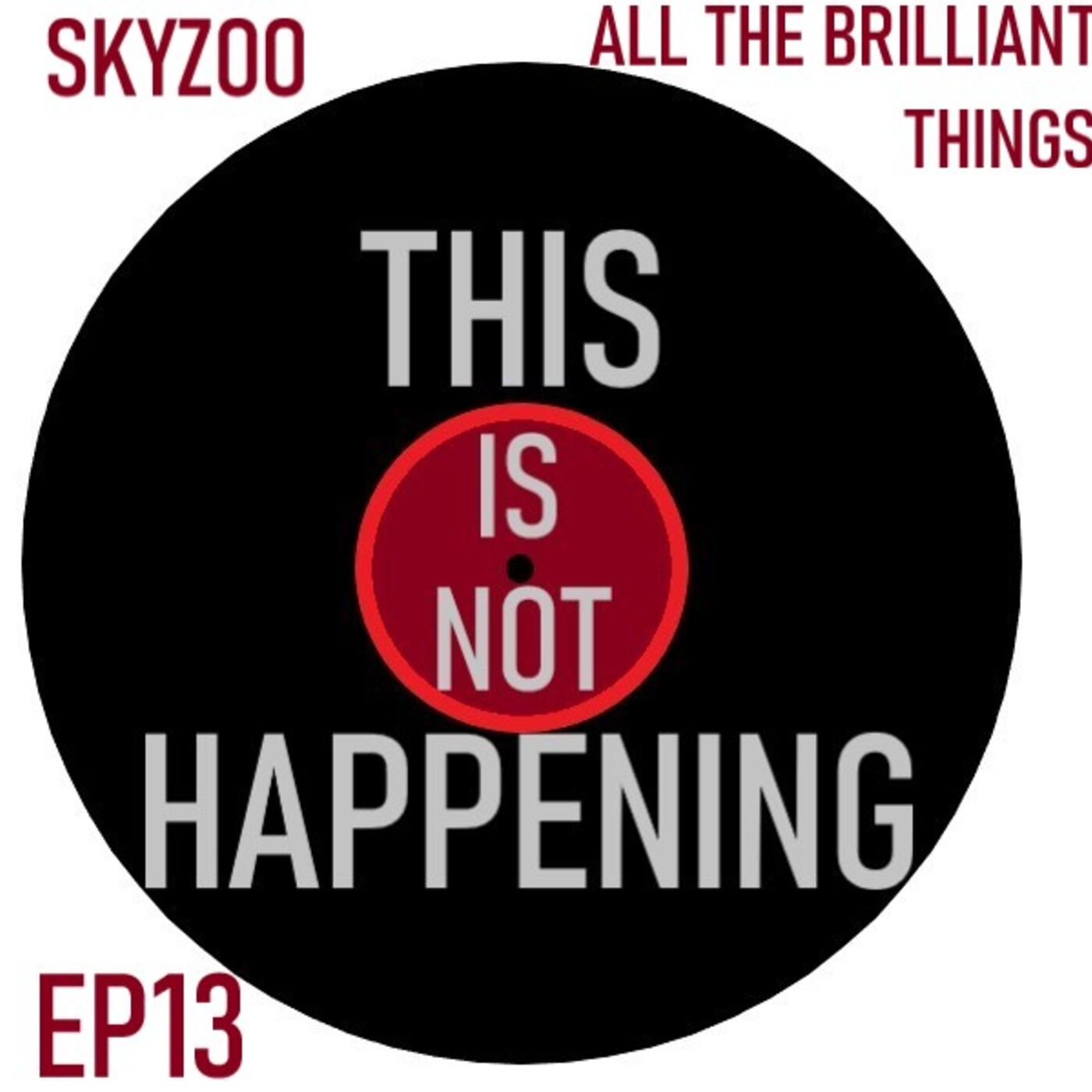 Ep 13 - Skyzoo - All The Brilliant Things