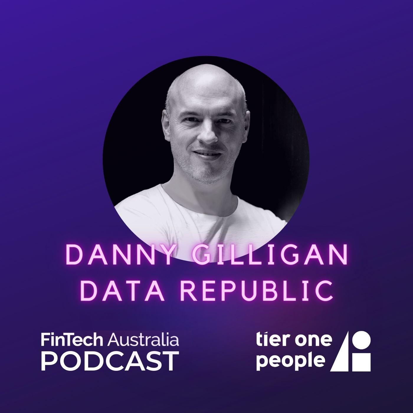#61 Danny Gilligan - Data Republic