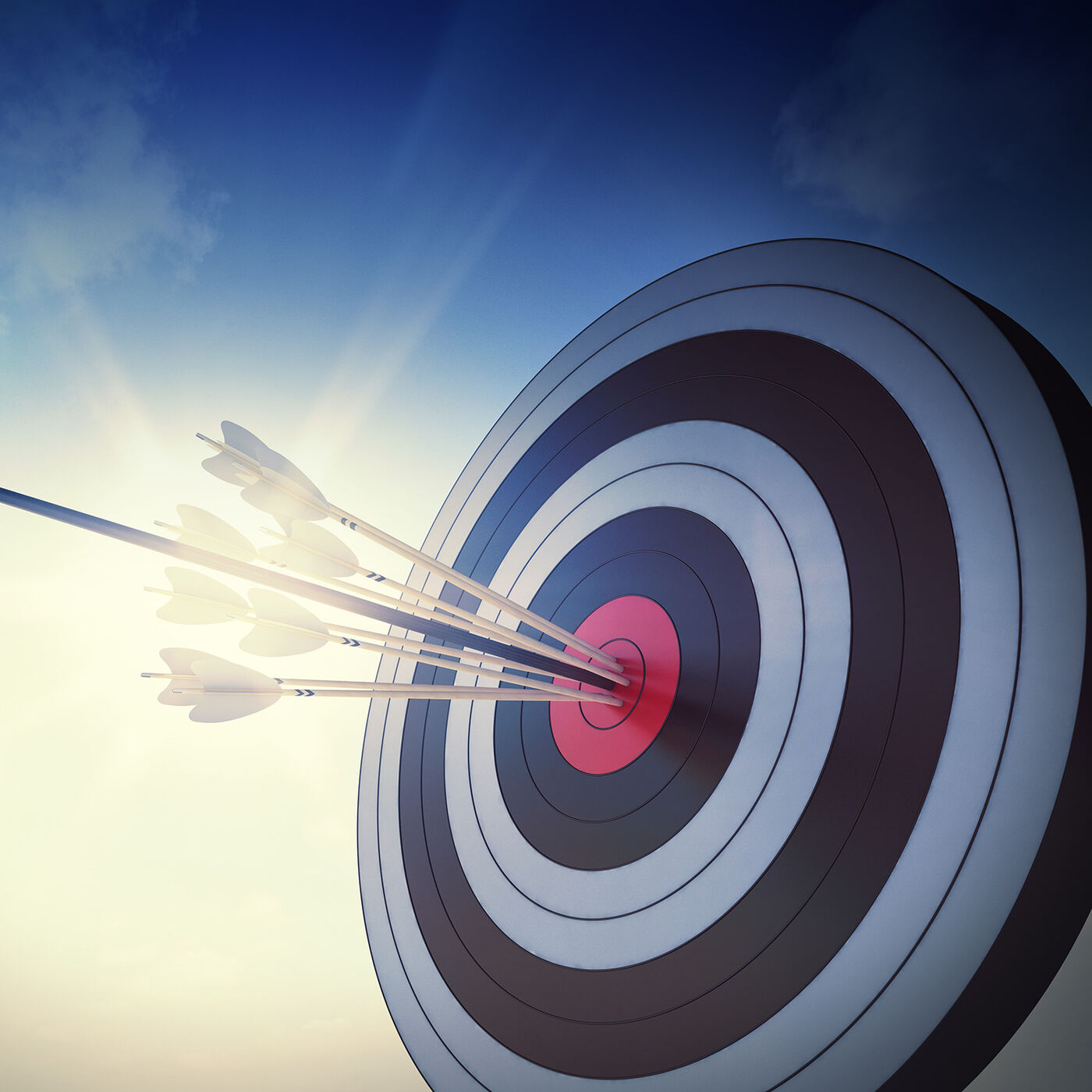 The New Science of Goal Setting