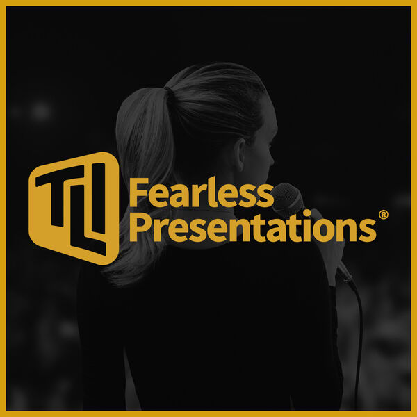 Fearless Presentations Podcast Artwork Image