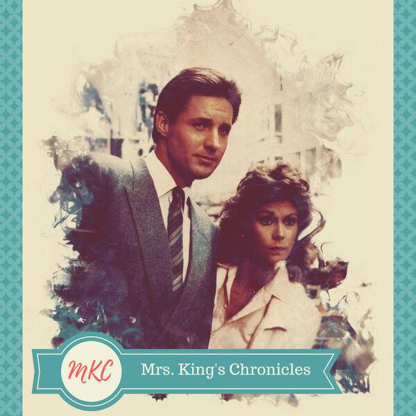 Mrs. King's Chronicles Podcast Artwork Image