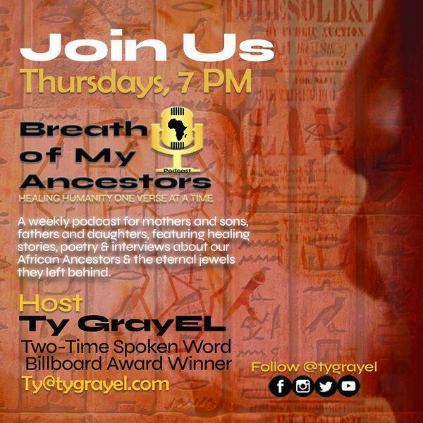 Breath Of My Ancestors Podcast Artwork Image