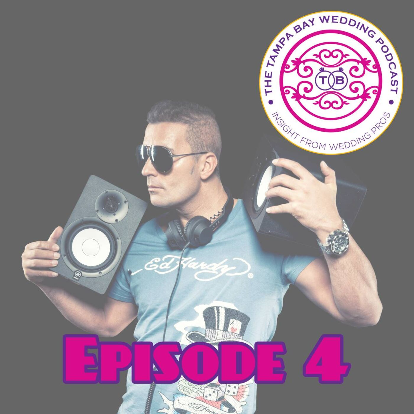 The Tampa Bay Wedding Podcast, Episode 4: Three Crucial Questions To Ask Your DJ Before You Hire Them (Part 3 of 3)