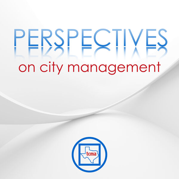 Perspectives on City Management Podcast Artwork Image