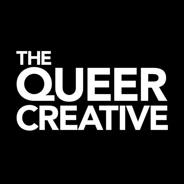 The Queer Creative Podcast Artwork Image