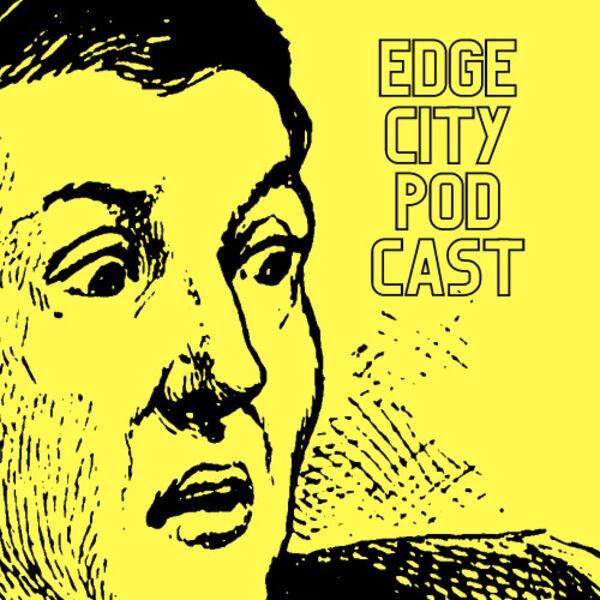 Edge City Press Podcast Podcast Artwork Image