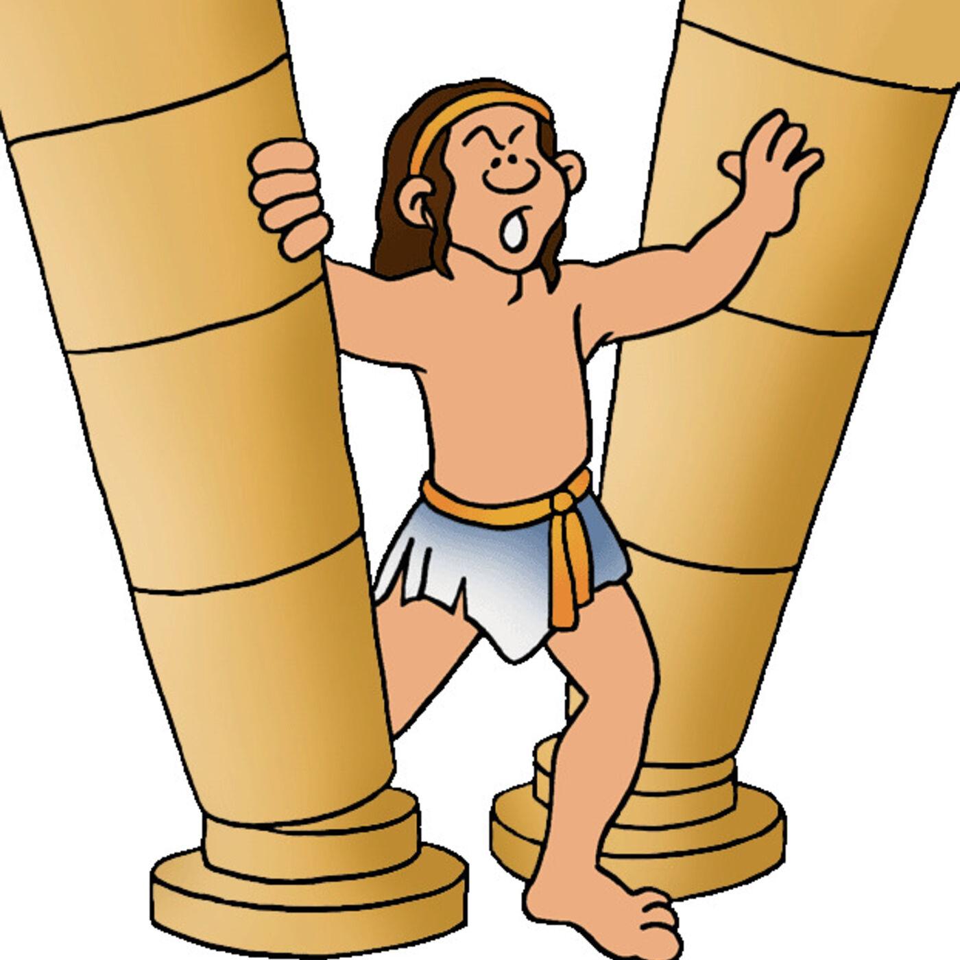 Lies About Samson