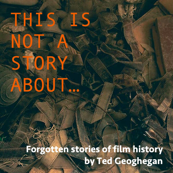 This is Not a Story About... Podcast Artwork Image