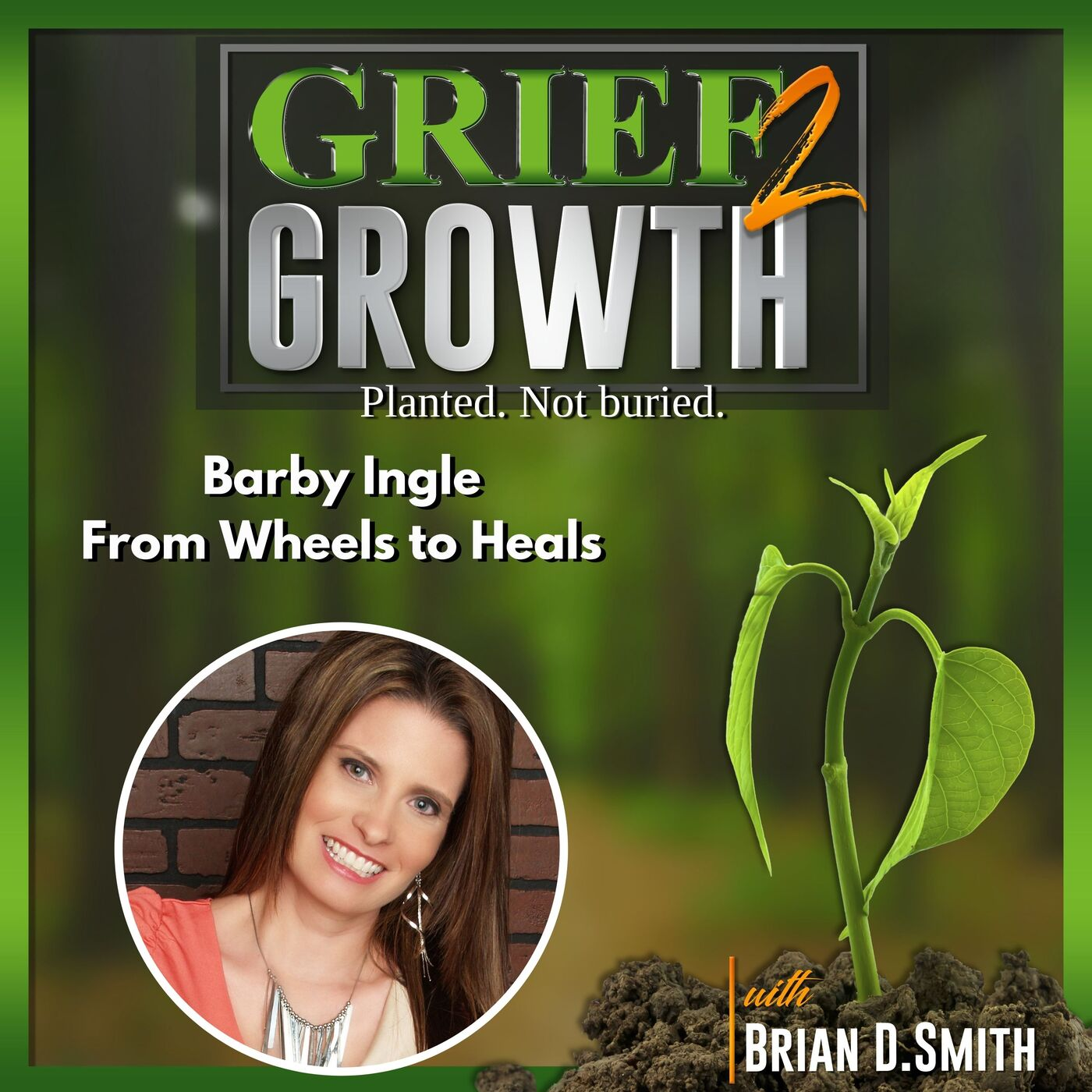 Barby Ingle- From Wheels to Heals