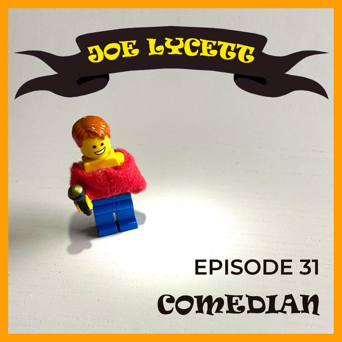 The Comedian - Joe Lycett