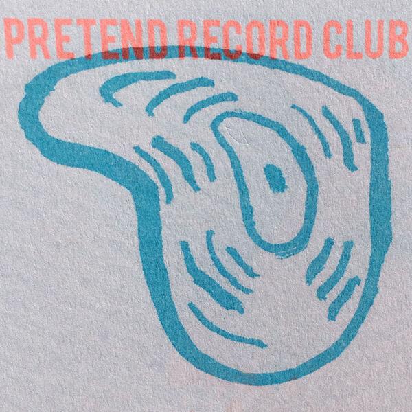 Pretend Record Club Podcast Artwork Image