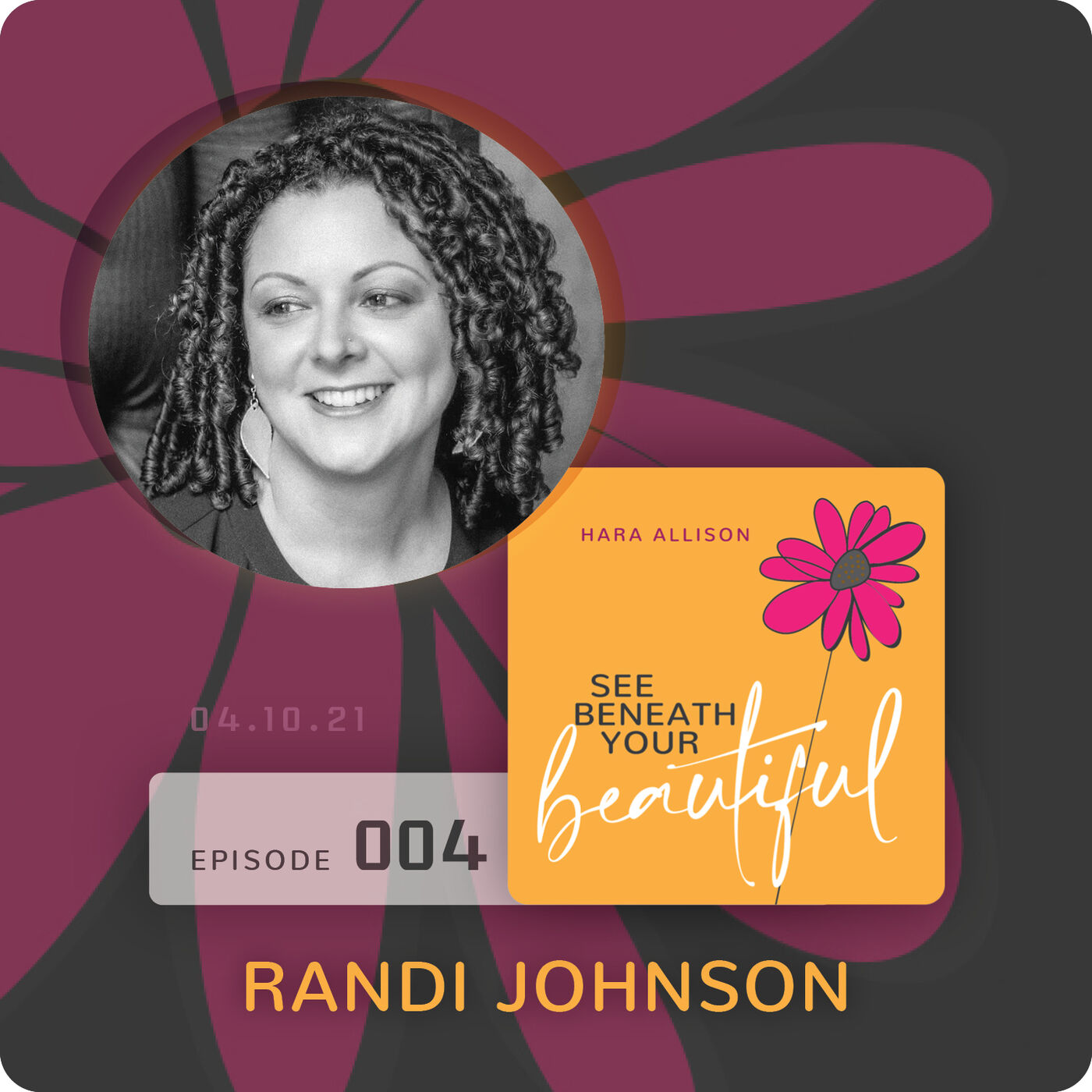 004. Randi Johnson discusses love, death, religion, family, law, woo and more
