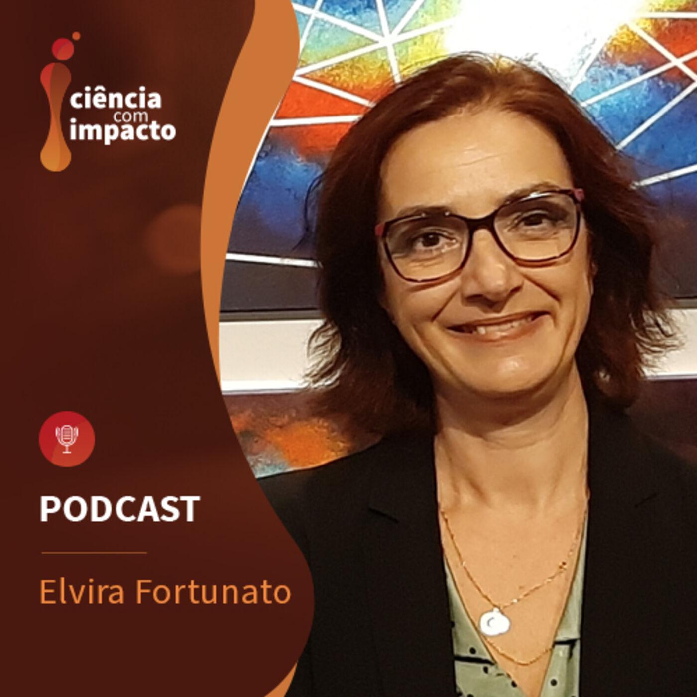 Podcast T2E1: Elvira Fortunato - A Protagonista da Revolução Tecnológica