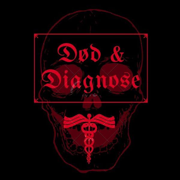 Død og Diagnose Podcast Artwork Image