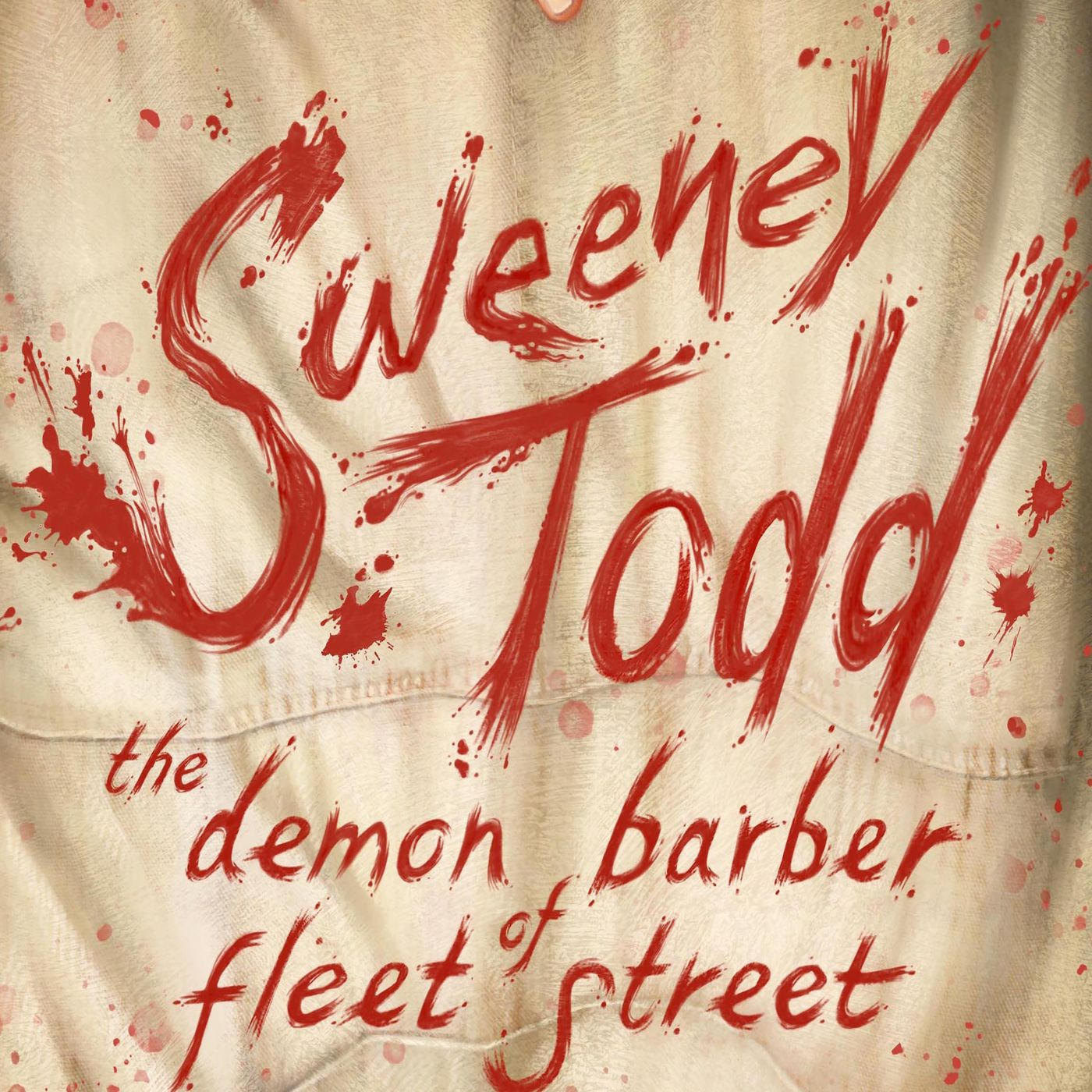 Sondheim, Sweeney Todd and musical theatre history