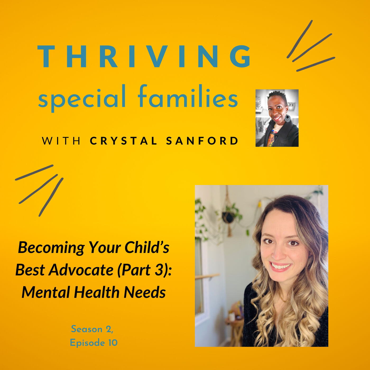 Becoming Yours Child's Best Advocate (Part 3): Mental Health Needs