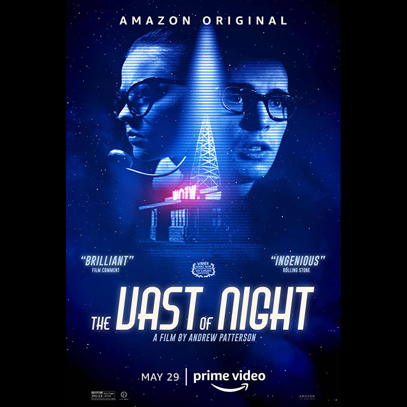 Episode 21: The Vast of Night (Barry's Quarantine List Pick #5)