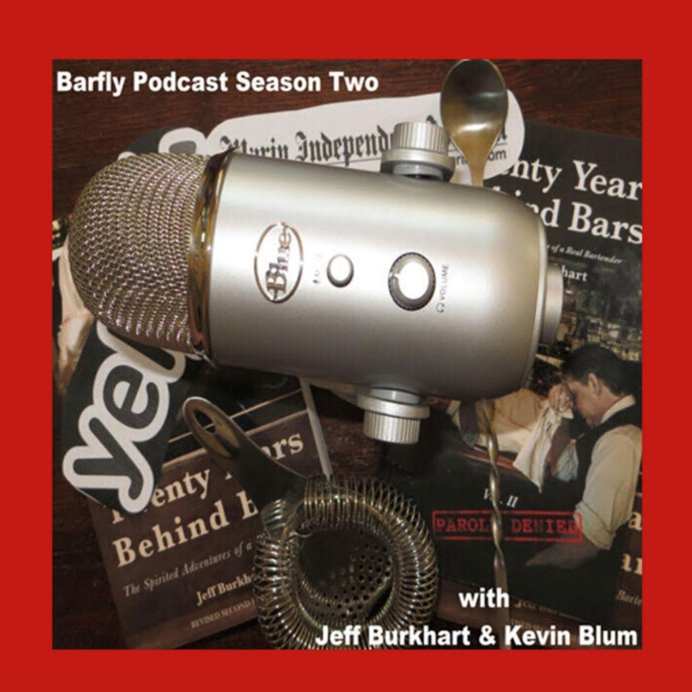 Season 2: Episode 17: Talking Bloody Mary's with Diane Mina