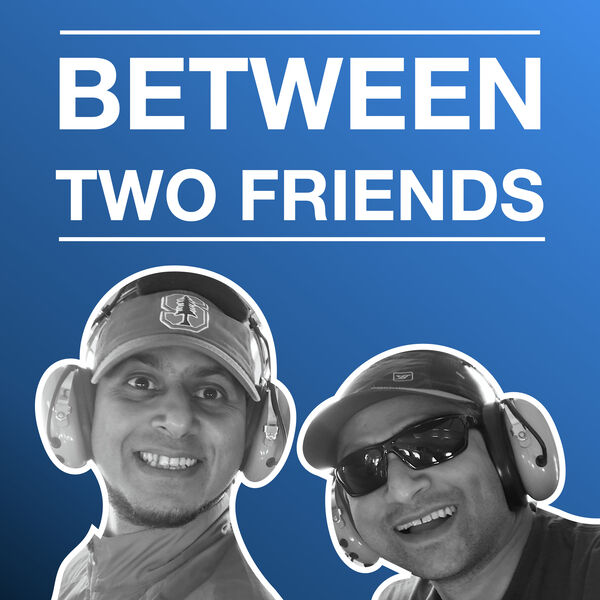 Between Two Friends Podcast Artwork Image