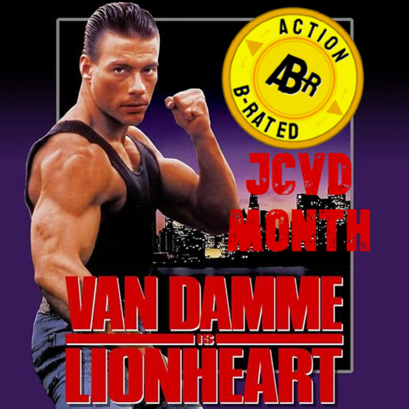 Action B-Rated Review (JCVD Month) - Lionheart (1990) *SPOILERS*