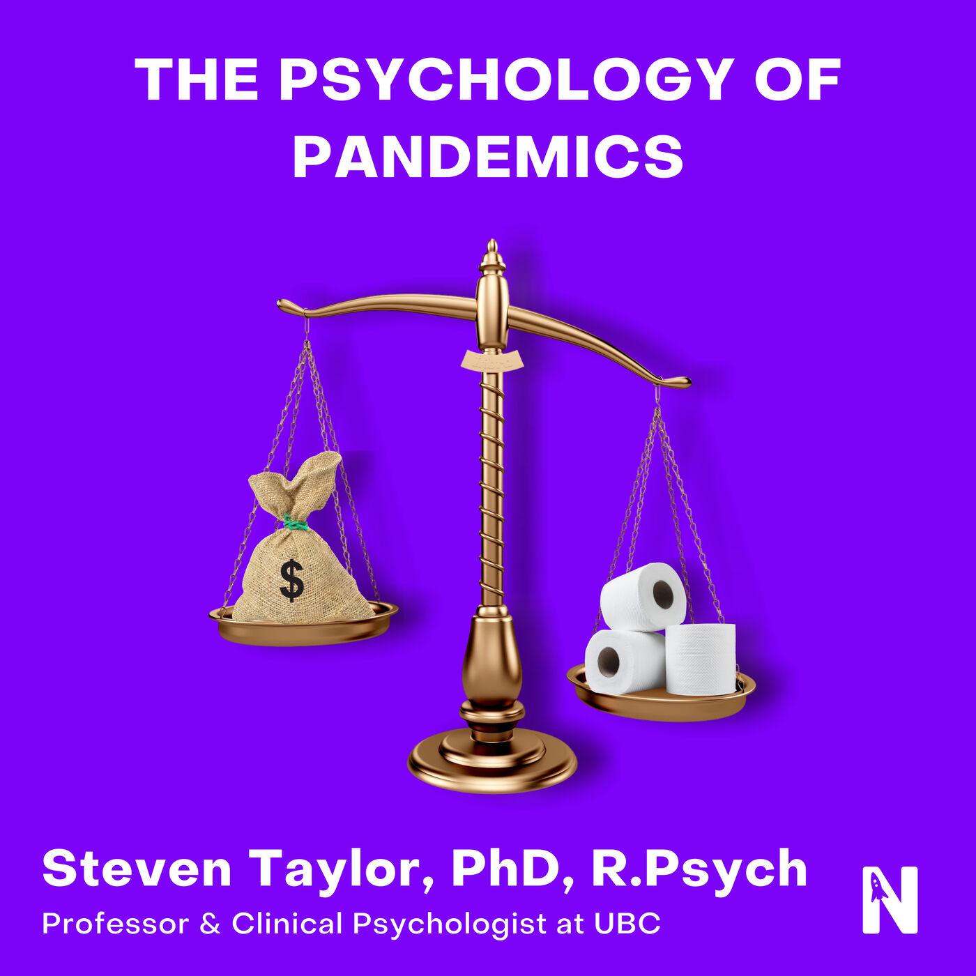 The Psychology of Pandemics   Steven Taylor