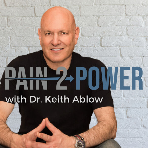 Dr. Keith's Pain-2-Power Podcast Artwork Image