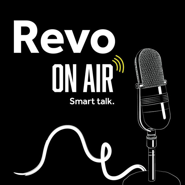 Revo On Air Podcast Artwork Image