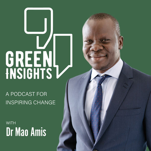 Green Insights Podcast Artwork Image