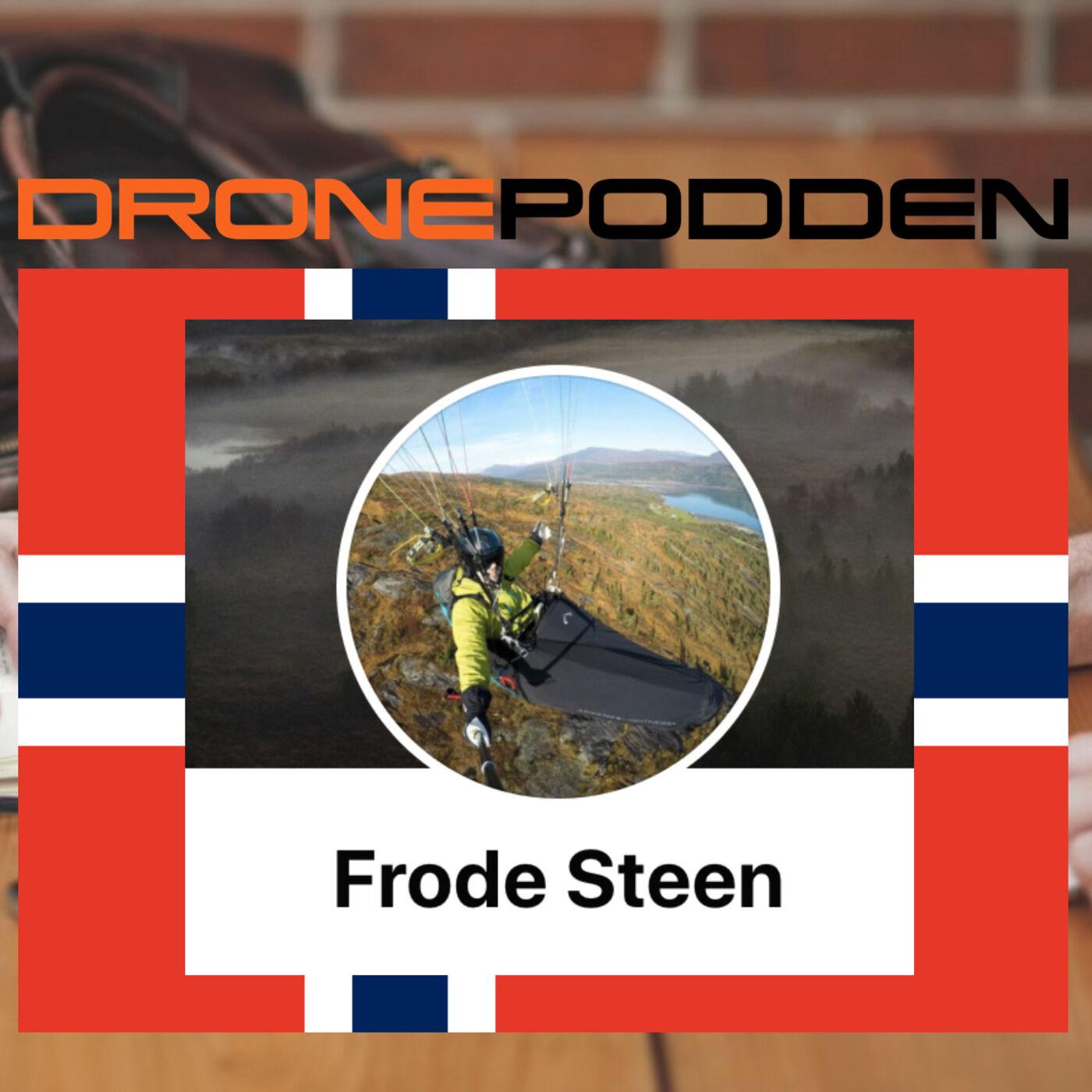 Episode nr. 3 - Gratulerer til Frode Steen medlem nr. 10.000! #GodStemning
