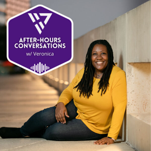 After-Hours Conversations w/Veronica Podcast Artwork Image