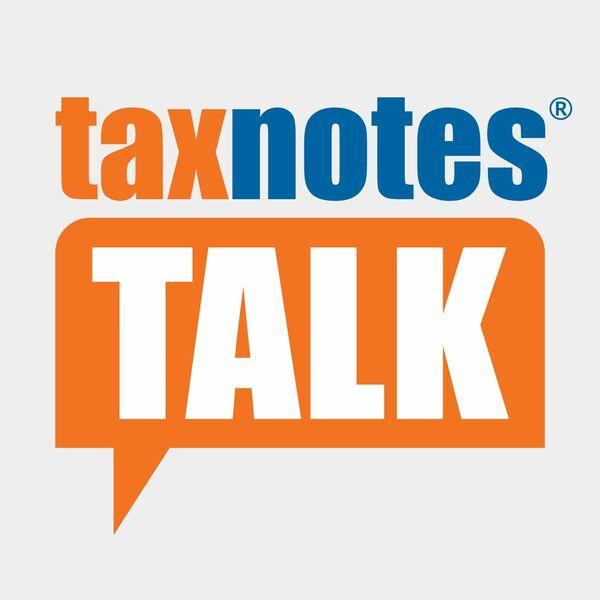 Tax Notes Talk Podcast Artwork Image
