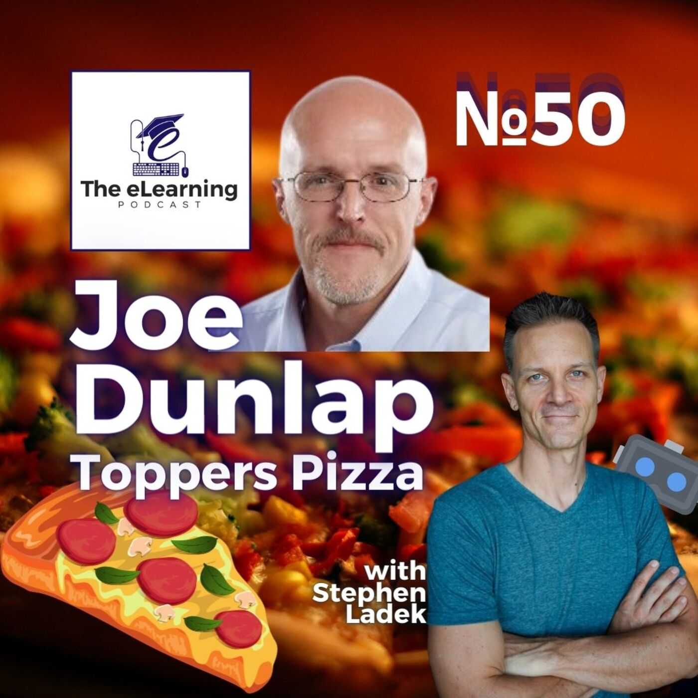 Agile Learning & Development At Toppers Pizza, NASA With Joe Dunlap