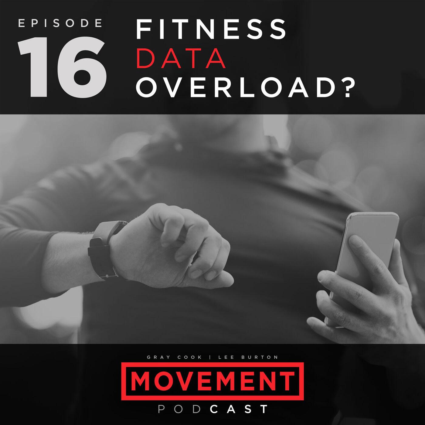 Fitness Data Overload?