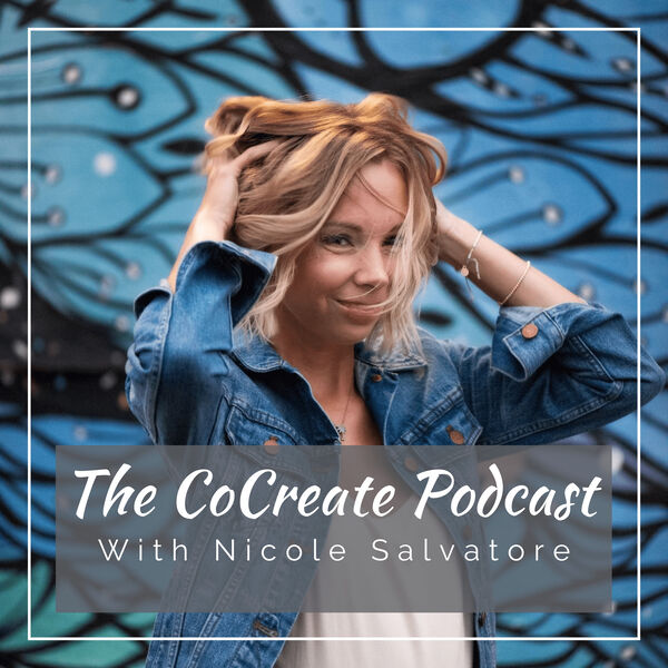 The CoCreate Podcast Podcast Artwork Image