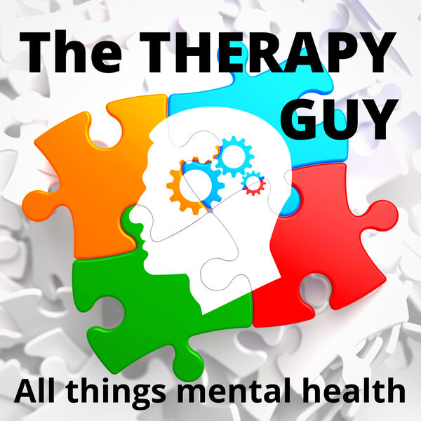 The Therapy Guy Podcast Artwork Image