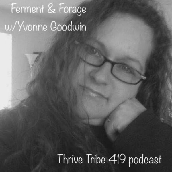 Thrive Tribe 419 Podcast Artwork Image