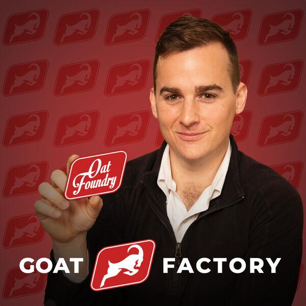 GOAT Factory Podcast Artwork Image