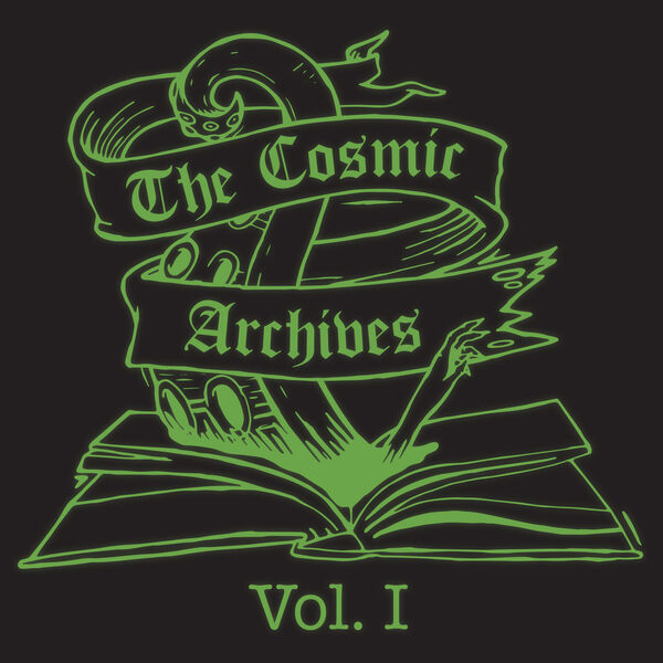 The Cosmic Archives Podcast Artwork Image