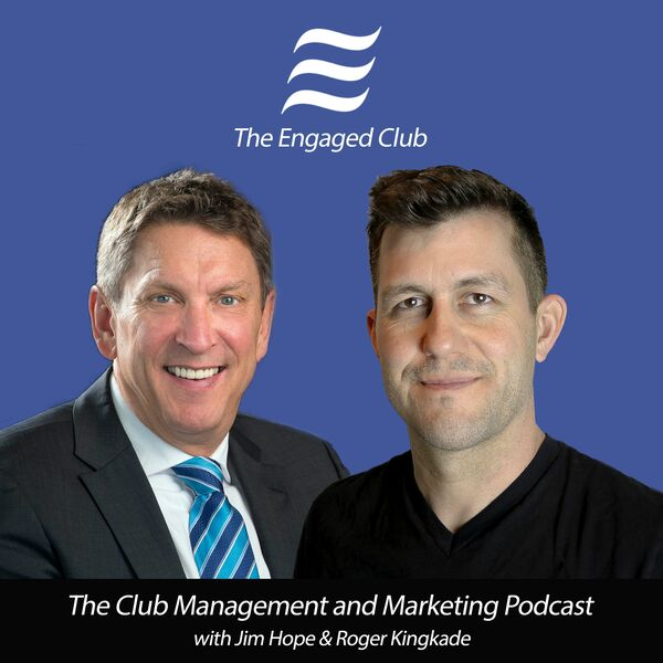 The Engaged Club Podcast Artwork Image