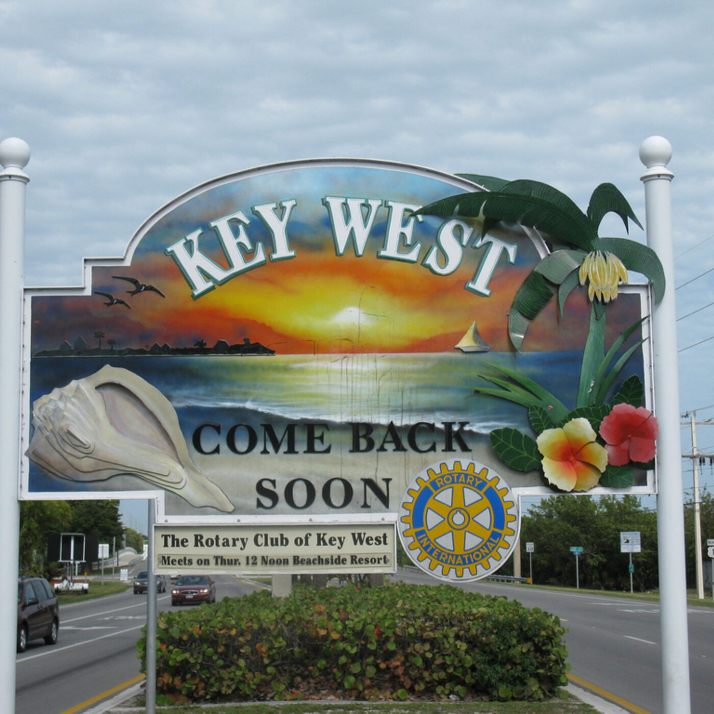 The Key West Story